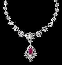 Diamod Necklace Set