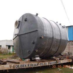Hydro Chloric Acid Tanks