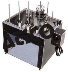 Multiple Redwood Viscometer Apparatus