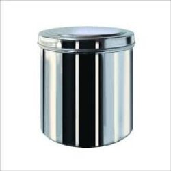 Ring Cover Stainless Steel Canisters