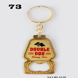 Bottle Opener Key Chain