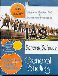 IAS General Science Topic-wise Question Bank Master Resource Book