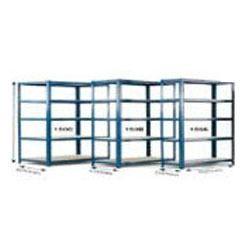 Adjustable Metal Shelving Systems