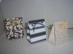 Custom Made Favor Boxes for Wedding Showers