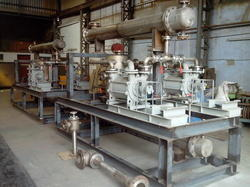 Steam Jet Ejector Vacuum System