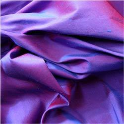raw silk noil fabric