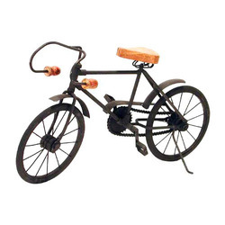 Wooden Decorative Cycle