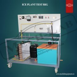 Ice Plant Test Rig