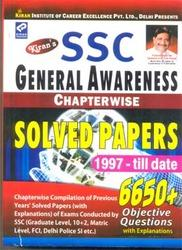 SSC General Awareness Solved