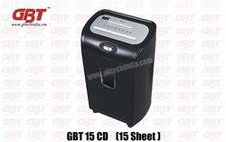 GBT 15CD Paper Shredder