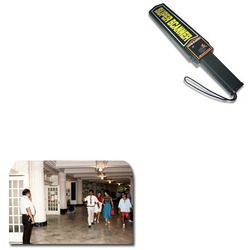 Metal Detector for Auditorium