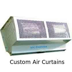 Custom Air Curtains