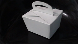 Disposable Pastry Box
