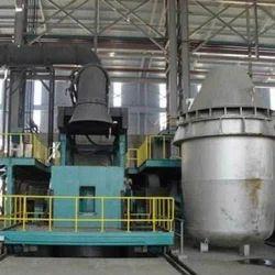 Metal Refining Converters