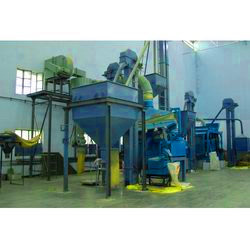 seed cleaning grading plant