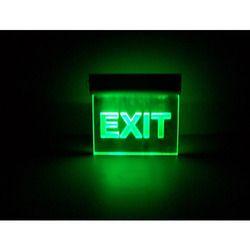 Theater Exit Light