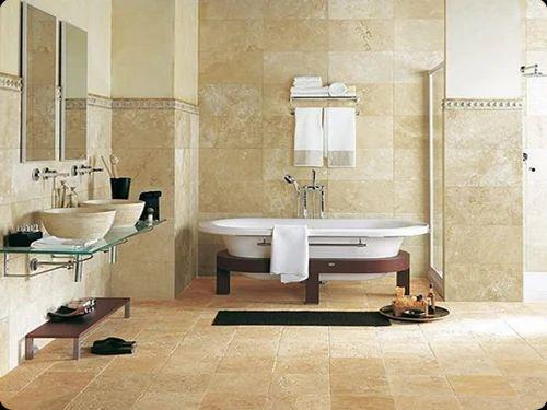 Bathroom Stones