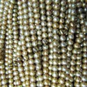 Golden Pearl Beads