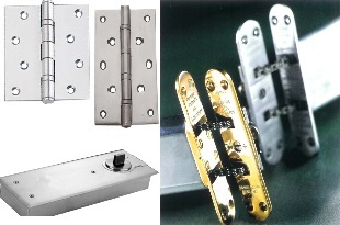 Door Control & Hanging Devices
