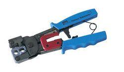 crimping tool ratchet telemaster