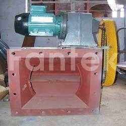 Rotatory Air Lock