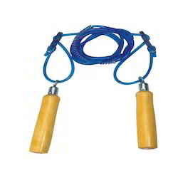 Wooden Handle Skipping Ropes