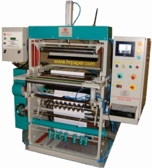 Tapeless Adding, ATM, POS Roll making machine