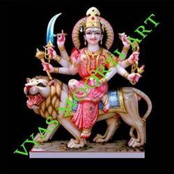 Durga Mata Marble Moorti
