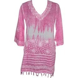 Tie Dye Tunic for Girls