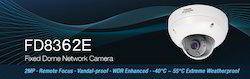 2MP Remote Focus Vandal Proof WDR Camera