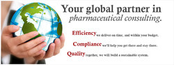 pharmaceutical consulting a to z services