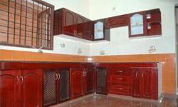 Semi modular kitchen services in india for Semi modular kitchen designs