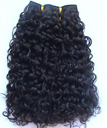 Virgin Remy Curly Hair Weave