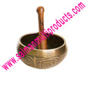 Machine Made Singing Bowl
