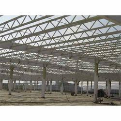 Pre Engineered Metal Building