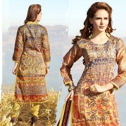 Pakistani Printed Suits