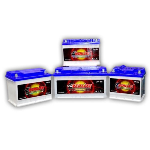 Din Series Battery