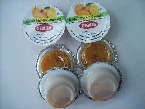 Sweet Mango Chutney in Blister Pack