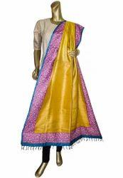 Tussar Fabric Silk Dupatta