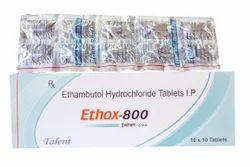 Ethambutol Hydrochloride Tablet