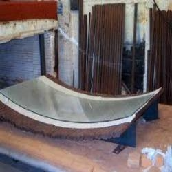 glass bending services