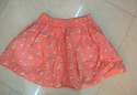 Party Wear Kids Skirt