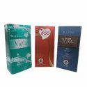 Metallic Perfume Boxes
