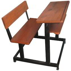 Wooden Secondary Bench