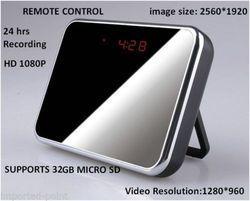 Spy HD Digital Clock Recording Upto 24 Hours