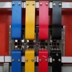 SMC Vertical Busbar Support
