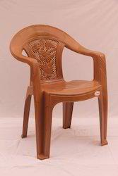 CHR-1001 Flower Plastic Chair