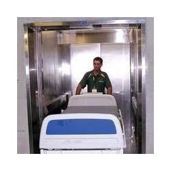 Automatic Hospital Lifts