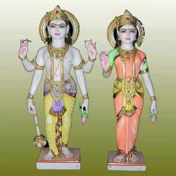 Lord Laxmi Narayan Statue