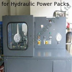 High Pressure Intensifier for Hydraulic Power Pack